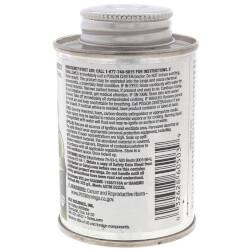 4 oz. Medium Body, Fast Set ABS Cement (Black) Product Image