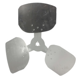 """22"""" 3 Blade Universal Replacement Condenser Fan, CW (27° Pitch) Product Image"""
