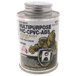 4 oz. Medium Body, Fast Set Multi-Purpose Cement (Milky) Product Image