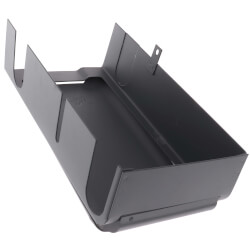Right Valve Enclosure Assembly for 9A Baseray Baseboard Heater Product Image