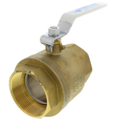 "3"" Full Port Threaded Ball Valve (Lead Free) Product Image"