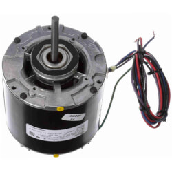 "GE 21/29 5"" Stock Motor w/ CCWSE (115/230V, 1550 RPM, 1/15 HP) Product Image"