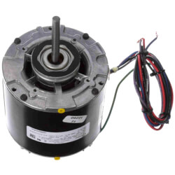 """GE 21/29 5"""" Stock Motor w/ CWSE (115/230V, 1550 RPM, 1/15 HP) Product Image"""