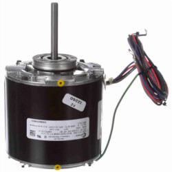 "GE 21/29 5"" Stock Motor w/ CWSE (115/230V, 1550 RPM, 1/15 HP) Product Image"
