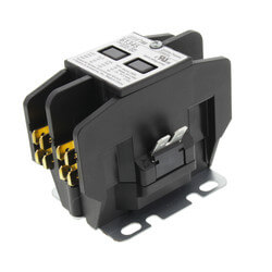 2 Pole, 30 Amp, 24V<br>DP Contactor Product Image