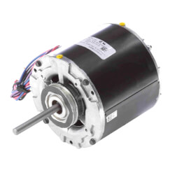 """GE 21/29 5"""" Stock Motor w/ CCWSE (115/230V, 1550 RPM, 1/15 HP) Product Image"""