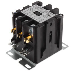 3 Pole Contactor w/ Box Lug Termination (40A, 24V) Product Image