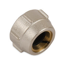 "1/2"" Copper Radiator Compression Fitting<br>(2 per set) Product Image"