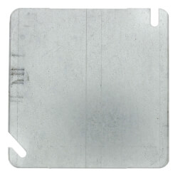 """4.25"""" x 4.25"""" Flat Blank Cover Product Image"""