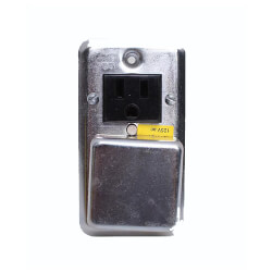 Receptacle/Fuse Combo (ESRU, 15 Amp) Product Image