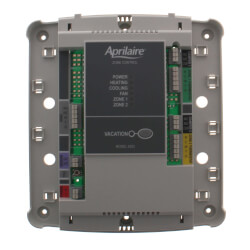 Single-Stage 3-Zone Control Panel Product Image
