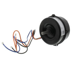 1100 RPM 1 Speed Condenser Motor CW<br>(1/10 HP, 208-230V) Product Image