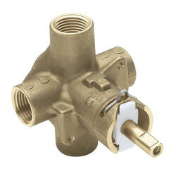 "1/2"" Single-Handle Posi-Temp Tub And Shower Valve (Threaded) Product Image"