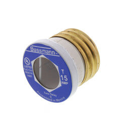 Type T Time Delay Plug Fuse (15A) Product Image