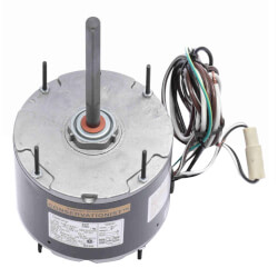 """5-5/8"""" 1-Speed Outdoor Sleeve Bearing Motor (208-230V, 825 RPM, 1/6 HP) Product Image"""