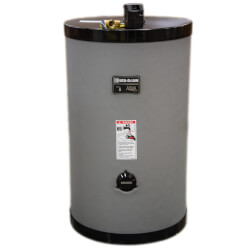 31 Gal. Aqua-Plus 35 Pewter Indirect Water Heater Product Image