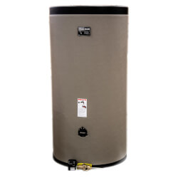 113 Gal. Aqua-Plus 105 Pewter Indirect Water Heater Product Image