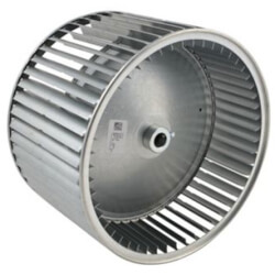 """15"""" x 9-1/2"""" CCW Blower Wheel w/ 1"""" Bore Product Image"""