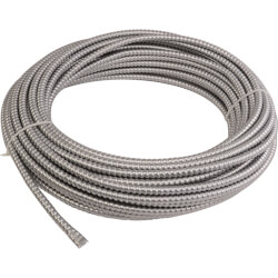100' 14-2 Aluminum Armored MC Cable Product Image