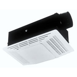 """657 Fan & Light Combo<br>4"""" Round Duct (70 CFM) Product Image"""