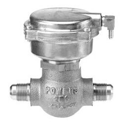 "VP 656 Powermite 2-Way 1/2"" Flared Valve, Normally Open, 3-8 psi, 0.9 cv Product Image"