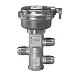 "VP 656 Powermite 3-Way Mixing Valve, 1/2"" Flare,<br>10-15 psi, 2.5 cv Product Image"