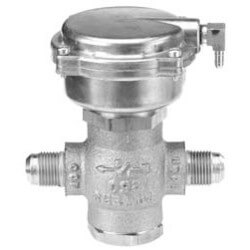 "VP 656 Powermite 2-Way 1/2"" Flared Valve, Normally Closed, 10-15 psi, 2.1 cv Product Image"