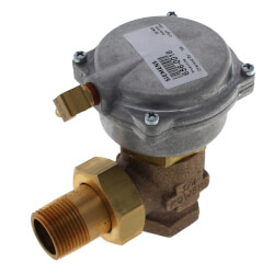 "656 Powermite 2-Way<br>3/4"" Angle Union Valve,<br>3-8 psi, 4.6 cv Product Image"