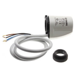 Thermo-Electric Actuator <br> w/ Auxiliary Micro Switch (24v) Product Image