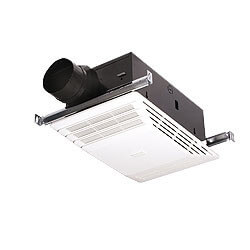 """658 Heater & Fan Combo<br>4"""" Round Duct (70 CFM) Product Image"""