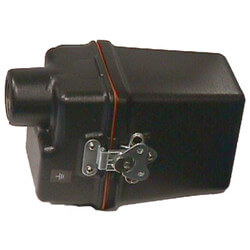 """4 Sec. FFRT Integrated Flame Scanner with 1"""" NPT Mounting Flange Product Image"""