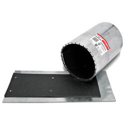 "8"" (Pipe Size) Firestop Sleeve for Plastic Pipe Product Image"