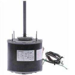 "5-5/8"" Outdoor Ball Bearing Motor (208-230V, 1625 RPM, 1/2 HP) Product Image"