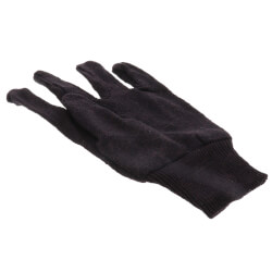 Brown Jersey Gloves - One Size Fits Most (Pair) Product Image