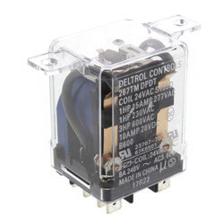 24V DPDT Fan Relay Product Image