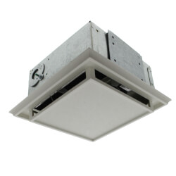 Model 682 Duct-Free Ventilation Fan<br>w/ Plastic Grille Product Image