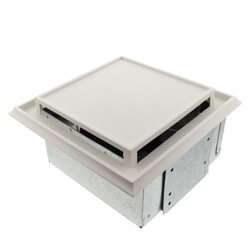 Model 682NT Duct-Free Ventilation Fan<br>w/ Plastic Grille Product Image