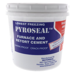 3 lb. Pyroseal Furnace and Retort Cement Product Image