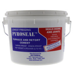 6 lb. Pyroseal Furnace and Retort Cement Product Image