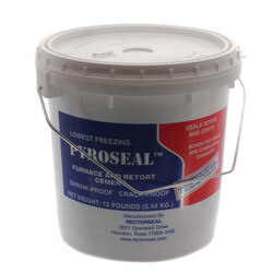 12 lb. Pyroseal Furnace and Retort Cement Product Image