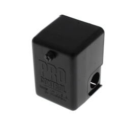 Pressure Switch, 10 CI/80 CO, Differential Range<br>15-25 psi, Max 3 HP Product Image