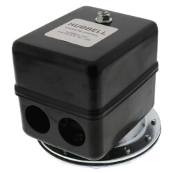 Pressure Switch, 15 CI/50 CO, Differential Range<br>7-15 psi Product Image