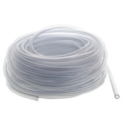 "3/8"" Clear Vinyl Tubing (100') Product Image"