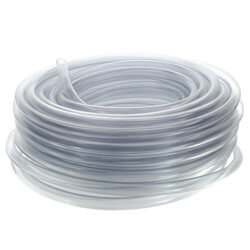 "5/8"" ID Clear Vinyl Tubing (100') Product Image"