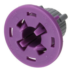 "1/2"" Plastic Stub-Out Clamp Product Image"