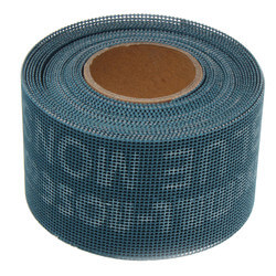 "Blue Monster 2"" x 5 yds. Aluminum Oxide Open Mesh Abrasive Product Image"