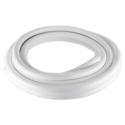 "3/4"" White Ultra Flexible PVC Pipe (25 ft.) Product Image"