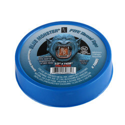 "Blue Monster 1/2"" PTFE Thread Seal Tape Product Image"