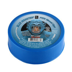 "Blue Monster 3/4"" PTFE Thread Seal Tape Product Image"