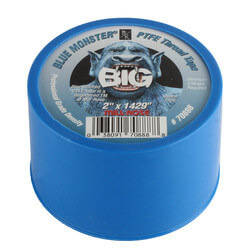 "Blue Monster 2"" PTFE Thread Seal Tape Product Image"